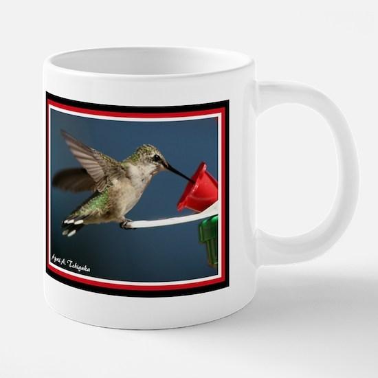 Day Two Hummingbird 9 20 oz Ceramic Mega Mug