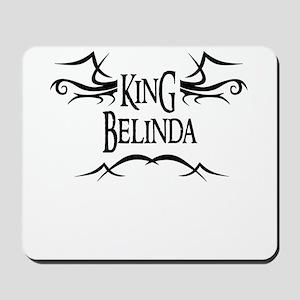 King Belinda Mousepad