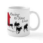 Red Shed Racing Mug