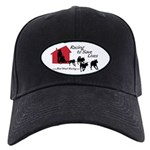 Red Shed Racing Black Cap