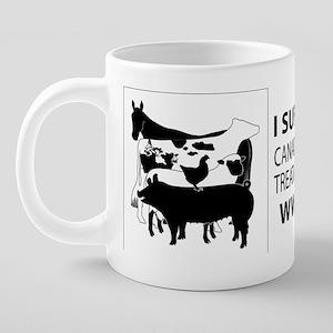 8_31x3 20 oz Ceramic Mega Mug