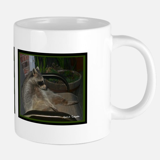 Day 5 Raccoon 200 20 oz Ceramic Mega Mug