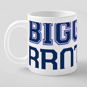 biggestbrotherblue 20 oz Ceramic Mega Mug