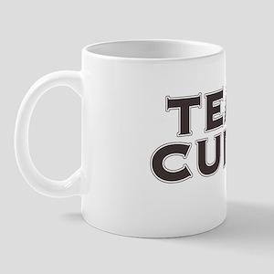 TEAM CURLY - Mug
