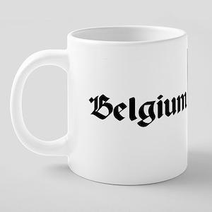 belmug03 20 oz Ceramic Mega Mug
