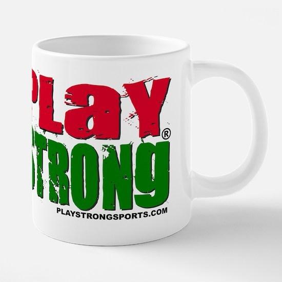 SantaSoccrTee.png 20 oz Ceramic Mega Mug