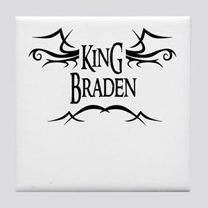 King Braden Tile Coaster