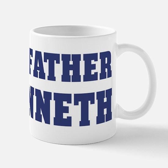 Proud Father of Kenneth Mug