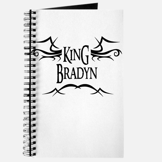 King Bradyn Journal