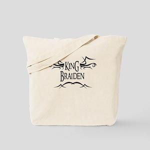 King Braiden Tote Bag