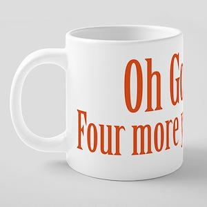 OhGoodybs 20 oz Ceramic Mega Mug