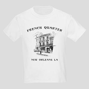 French Quarter Kids T-Shirt