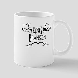 King Branson Mug
