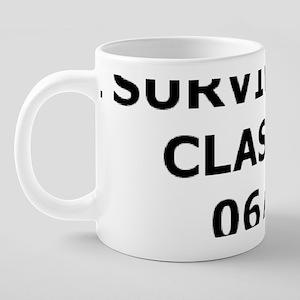 CLASS3 20 oz Ceramic Mega Mug
