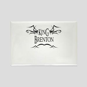 King Brenton Rectangle Magnet