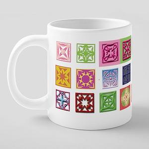 ccmugshot 20 oz Ceramic Mega Mug