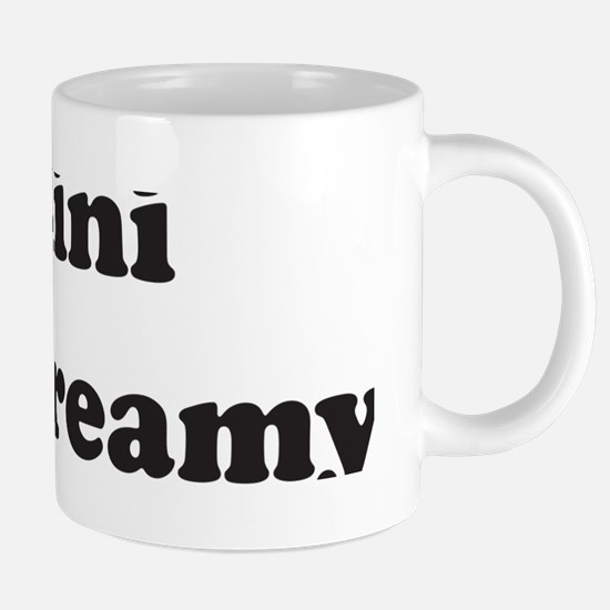 Mini McDreamy.png 20 oz Ceramic Mega Mug