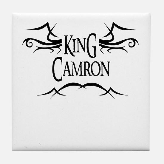 King Camron Tile Coaster