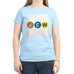 J E W Women's Light T-Shirt