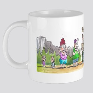 Yosemite Break In 20 oz Ceramic Mega Mug
