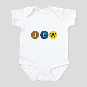 J E W Infant Bodysuit