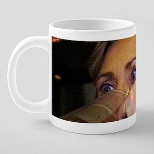 ART Beer Hillary 2 20 oz Ceramic Mega Mug