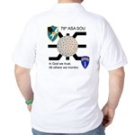 78th ASA SOU Golf Shirt