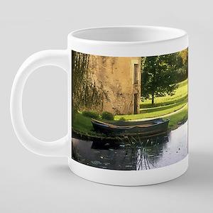 France  Holland (c)SMK 20 oz Ceramic Mega Mug