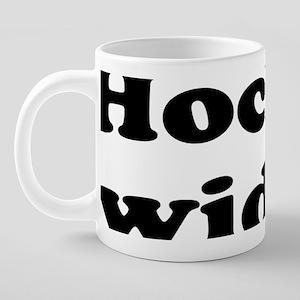 widow_mug 20 oz Ceramic Mega Mug