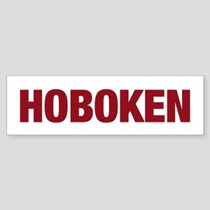 Hoboken Bumper Sticker