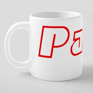 papa_001 20 oz Ceramic Mega Mug