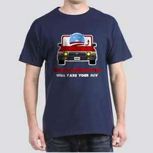 Takes Your SUV Dark T-Shirt