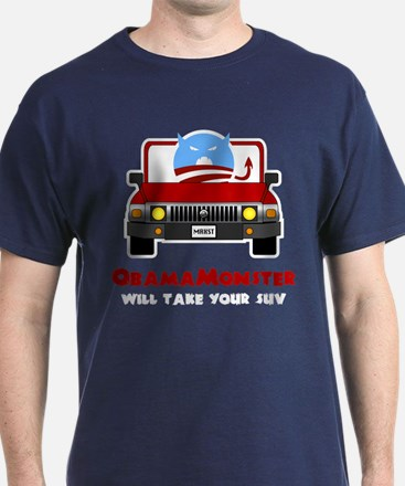 Takes Your SUV T-Shirt