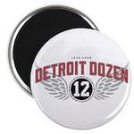 The Detroit Dozen Magnet