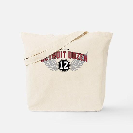 The Detroit Dozen Tote Bag