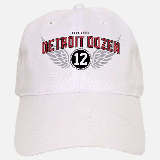 The Detroit Dozen Baseball Baseball Cap