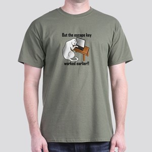 Escape Key?! Dark T-Shirt