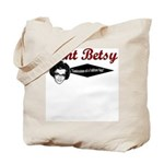 Aunt Betsy: Confessions of a Tote Bag