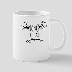 King Clay Mug