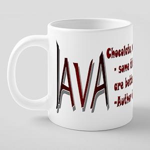 3x8_COFFEE_2 20 oz Ceramic Mega Mug