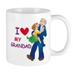 I Love My Grandad Mug