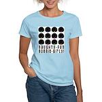 Naughty-Fun Boobie-Girly! Women's Light T-Shirt