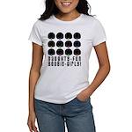 Naughty-Fun Boobie-Girly! Women's T-Shirt