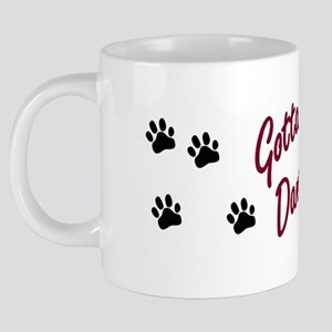 gottam2 20 oz Ceramic Mega Mug