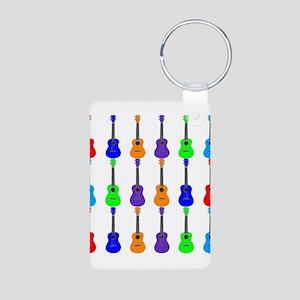 Ukuleles Keychains