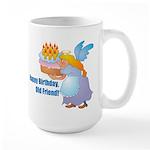 Old Friend  Large Mug