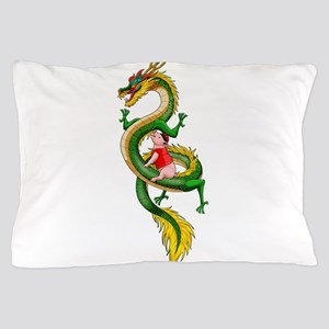 Dragon Pig Pillow Case