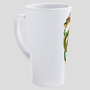 Dragon Pig 17 oz Latte Mug