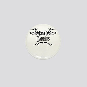 King Darrius Mini Button