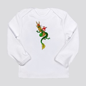 Pig Dragon Long Sleeve T-Shirt